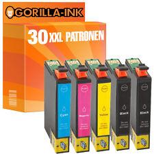 30 cartuchos para impresora XXL para Epson Stylus d78 sx205 sx210 sx215 sx218 gi711-14