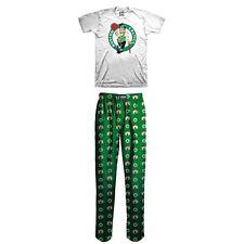 NEW boys BOSTON CELTICS 2-pc LOUNGEWEAR SET pants TOP nba SIZE 4/6 small