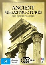 Ancient Megastructures - The Complete Series (DVD, 2010, 3-Discs)New Not Sealed