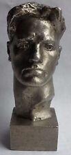 Russian Soviet poet & playwright V. MAYAKOVSKY bust statue USSR