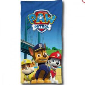 Handtuch Strandtuch Paw Patrol Kinder