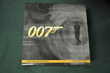 CORGI JAMES BOND 007 ASTON MARTIN DB5 AND V12 40TH ANNIVERSARY SET HTF!