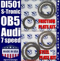 REPAIR PARTS FOR Multiplate,clutch 0B5141030E AUDI Q5,A4,S,A5,A7,A6,DUAL,0B5,DL5