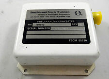 Sundstrand Power Systems 160240-600**Brand new** Frequency  Analog Converter
