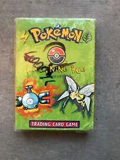 Pokemon Basis 2   Base Set 2 - Lightning Bug Theme Deck   Themendeck - English