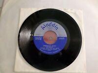 Vinyl 45 Danny Gatton Danny and the Fat Boys Harlem Nocturne American Music DC
