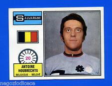 SPRINT '72 - PANINI - Figurina-Sticker n. 20 - ANTOINE HOUBRECHTS - BELGIO - Rec