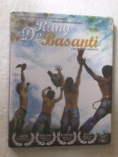RANG DE BASANTI Aamir Khan Blu Ray Hindi movie bollywood India