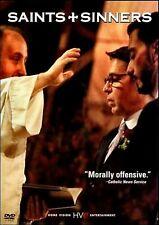 NEW DVD - SAINTS + SINNERS - GAY CATHOLIC MARRIAGE DRAMA - Edward DeBonis