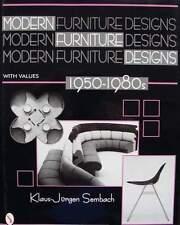 LIVRE/BOOK : MEUBLE DESIGN années 50,60,70,80 mobilier,furniture 50s,60s,70s,80s