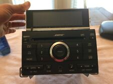 07 08 NISSAN Maxima BOSE Radio Stereo Receiver 6 Disc Changer MP3 W /Info Screen
