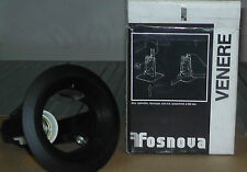 """FOSNOVA FARETTO """"VENERE"""" A INCASSO TONDO  ATTACCO E27 -61508"""