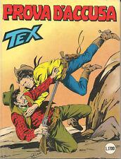 TEX Prova D'Accusa N°338