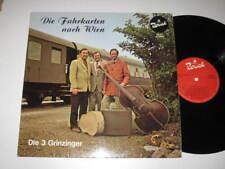 LP/DIE 3 GRINZINGER/DIE FAHRKARTEN NACH WIEN/RR 512