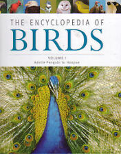 BIRDS  ENCYCLOPEDIA Vol's 1 & 2    1072 Pages   **NEW COPIES**