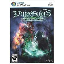 DUNGEONS: THE DARK LORD PC NEW