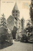 71 - cpa - CLUNY - Eglise de l'abbaye