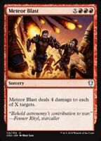 MTG x4 Meteor Blast Commander Anthology 2 Uncommon Red Magic the Gathering NM/M