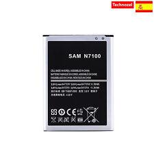 Bateria Para Samsung Galaxy Note 2  N7100 Capacidad 3100mAh Alta Calidad