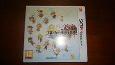 Theatrhythm Final Fantasy Nintendo 3DS PAL FR