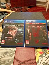 Metal Gear Solid V: Ground ceros & The Phantom Pain Day One Edition