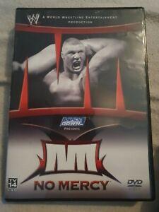 WWE No Mercy 2003 DVD