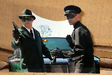 "Green Hornet & Kato 1960's TV Show Tabletop Display Standee 10 1/2"" Wide"