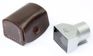 LEICA 35mm FINDER SBLOO Ernst Leitz Wetzlar Germany SPIEGELSUCHER TOP & CLEAN!!!