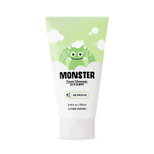 {Etude House} Monster Foam Cleanser 250ml - Korea Cosmetic
