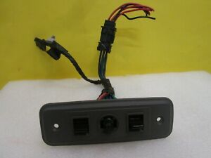 25745531 Driver's Seat Adjuster Switch 2003 2021 GM Chevrolet Savana 8 Pin