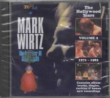Mark Wirtz The Dreamer Of Glass Beach The Hollywood Years 1971-1982 CD NEU
