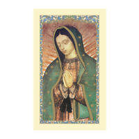 Our Lady of Guadalupe - Laminated Holy Card