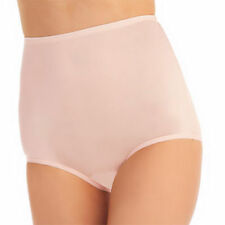 4 pr VANITY FAIR Brief PERFECTLY YOURS RAVISSANT 15712 Panty BLUSHING PINK 6 / M