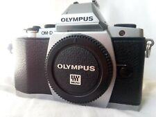 Olympus omd em5, cuerpo.