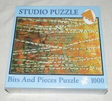 Bits & Pieces Studio 1000 Piece Jigsaw Puzzle Autumn Stags: Graeme Stevenson NEW