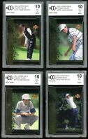 Tiger Woods  Rookie Tiger Tales Complete Set (1-30) All Graded BGS BCCG 10 MINT+