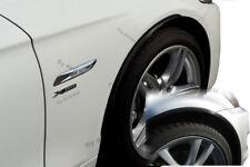 VW cc Passat 2er Set Carbon Fiber Bumper Lip Splitter Body Spoiler Skirt 43cm