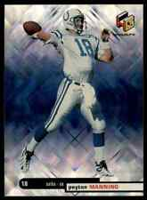New listing 1999 Topps Hologrfx Peyton Manning Indianapolis Colts #23