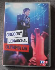Gregory Lemarchal, Olympia 2006, DVD
