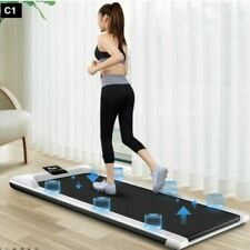 Electric Walking Pad Treadmill Home Office Exercise Machine Fitness LCD Display