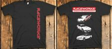 Raceworks XLarge Black T-shirt Short Sleeve