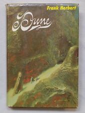 Dune - Frank Herbert 1965 Chilton 1st BCE Edition Hardback Dust Jacket Book Club