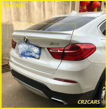 BMW X4 F26 REAR/BOOT SPOILER (2014-2018)