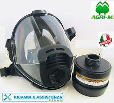 Maschera Panoramica pieno Facciale Panarea + FILTRO A2 P3 R  Protezione viso