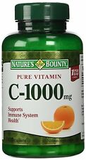 Nature's Bounty Vitamin C 1000 mg Caplets 100 Each