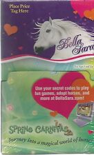 Bella Sara Spring Carnival unopened box with 24 packs (5 random cards, 1 sticker