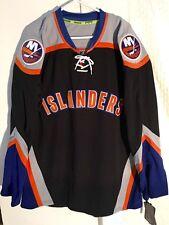 Reebok Authentic NHL Jersey New York Islanders Team Black sz 52