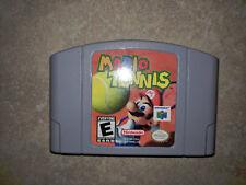 Mario Tennis (Nintendo 64, 2000) Cartridge Only Tested Works