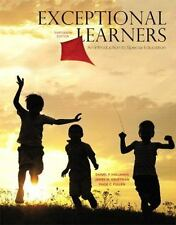 Exceptional Learners by Paige C. Pullen, Daniel P. Hallahan and James M....