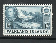 Falkland Islands George VI 38 SG158a 2nd Ptg. Superb MNH condition, verified.